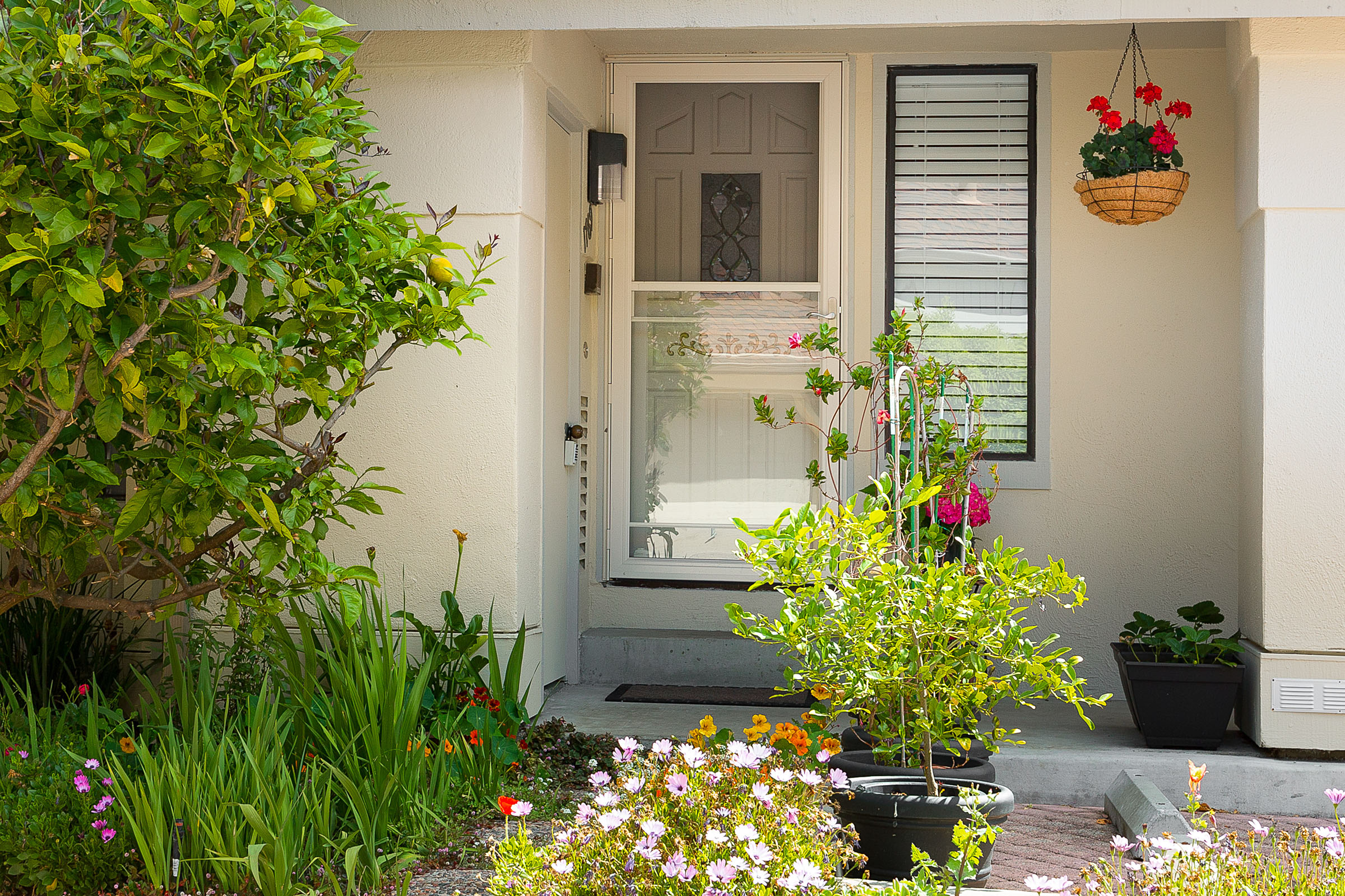 Entryway Homes for Sale in Santa Cruz