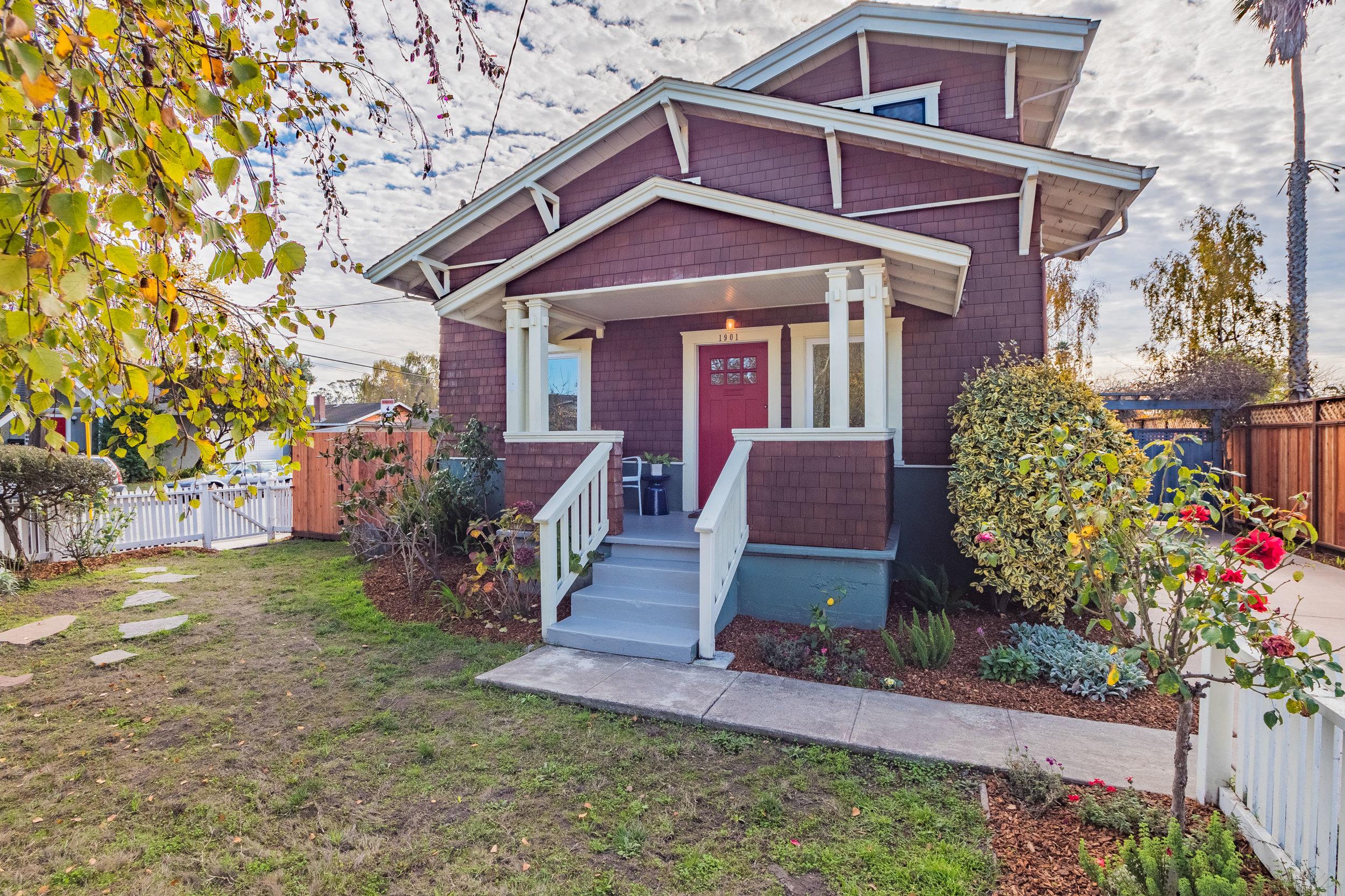 3 bedroom 2 Bathroom Home Lower Westside Santa Cruz