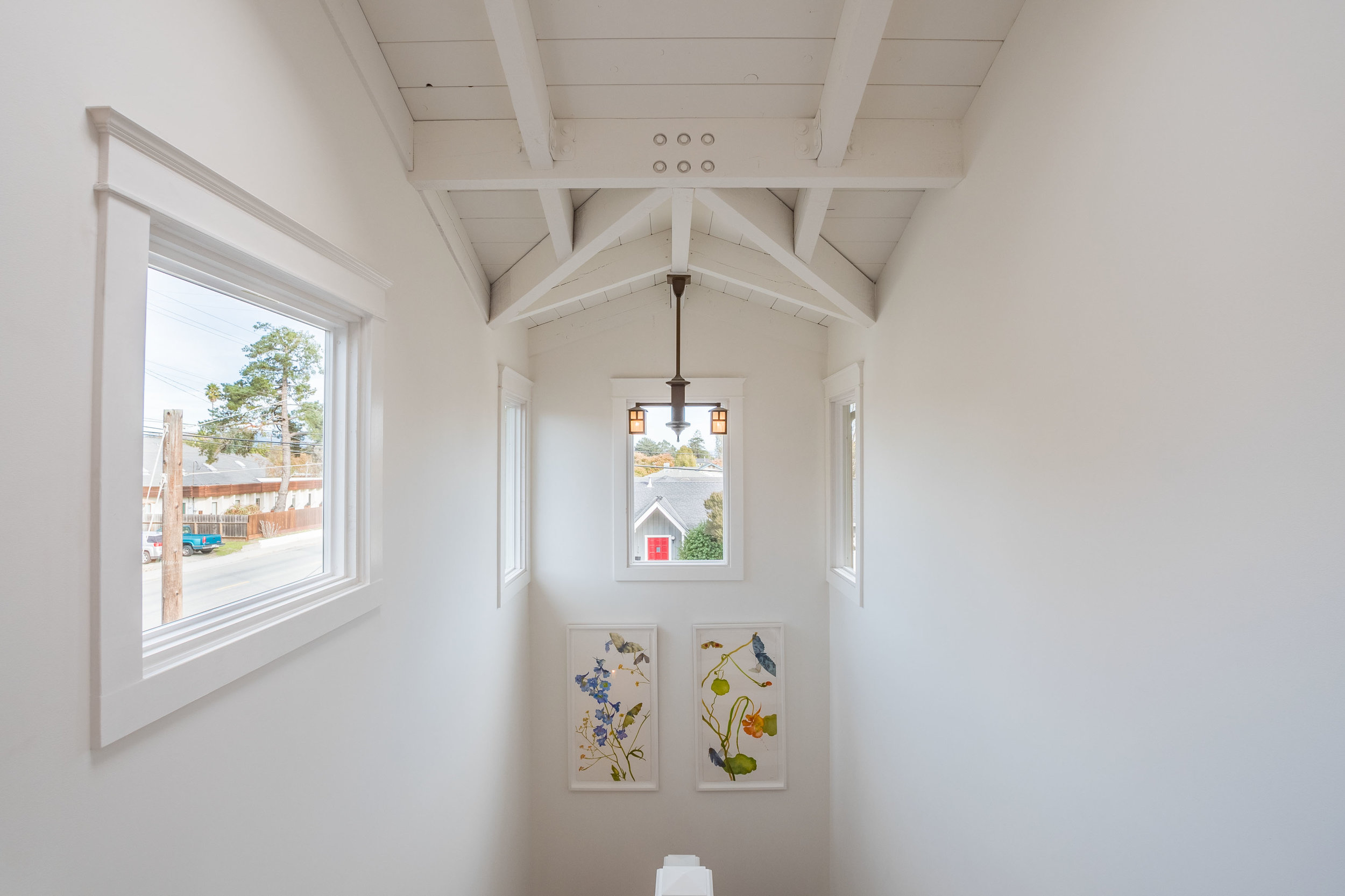 Crafstman Style Home Santa Cruz, California