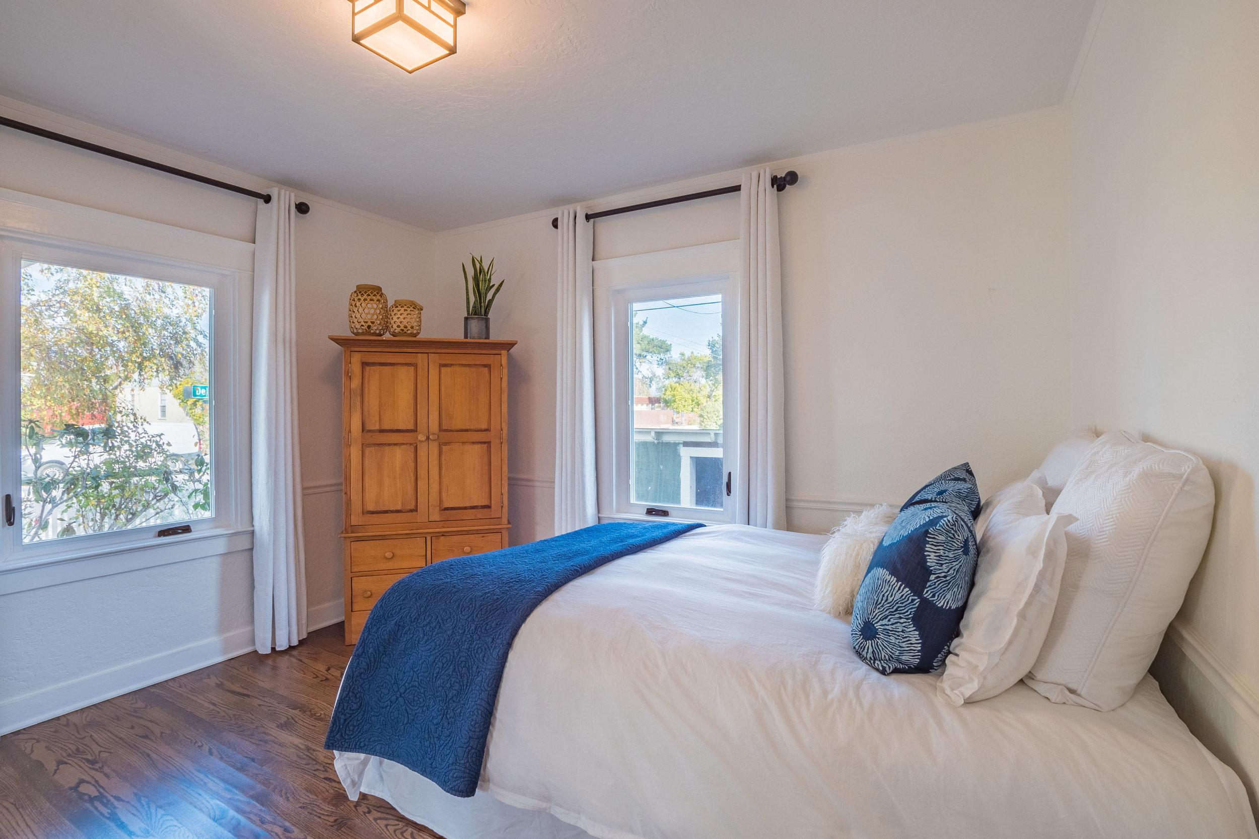 Guest Bedroom Santa Cruz Housing