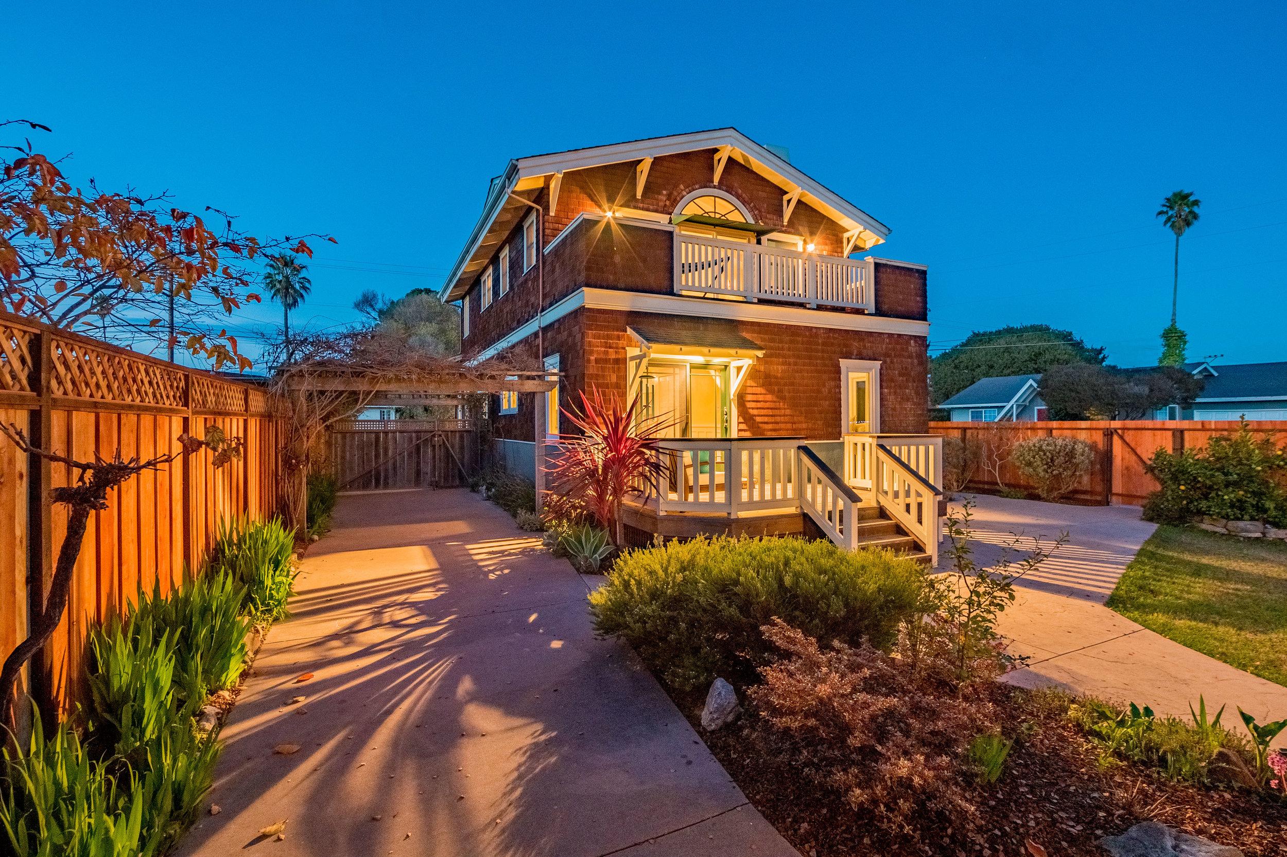Santa Cruz Realtor Westside Home