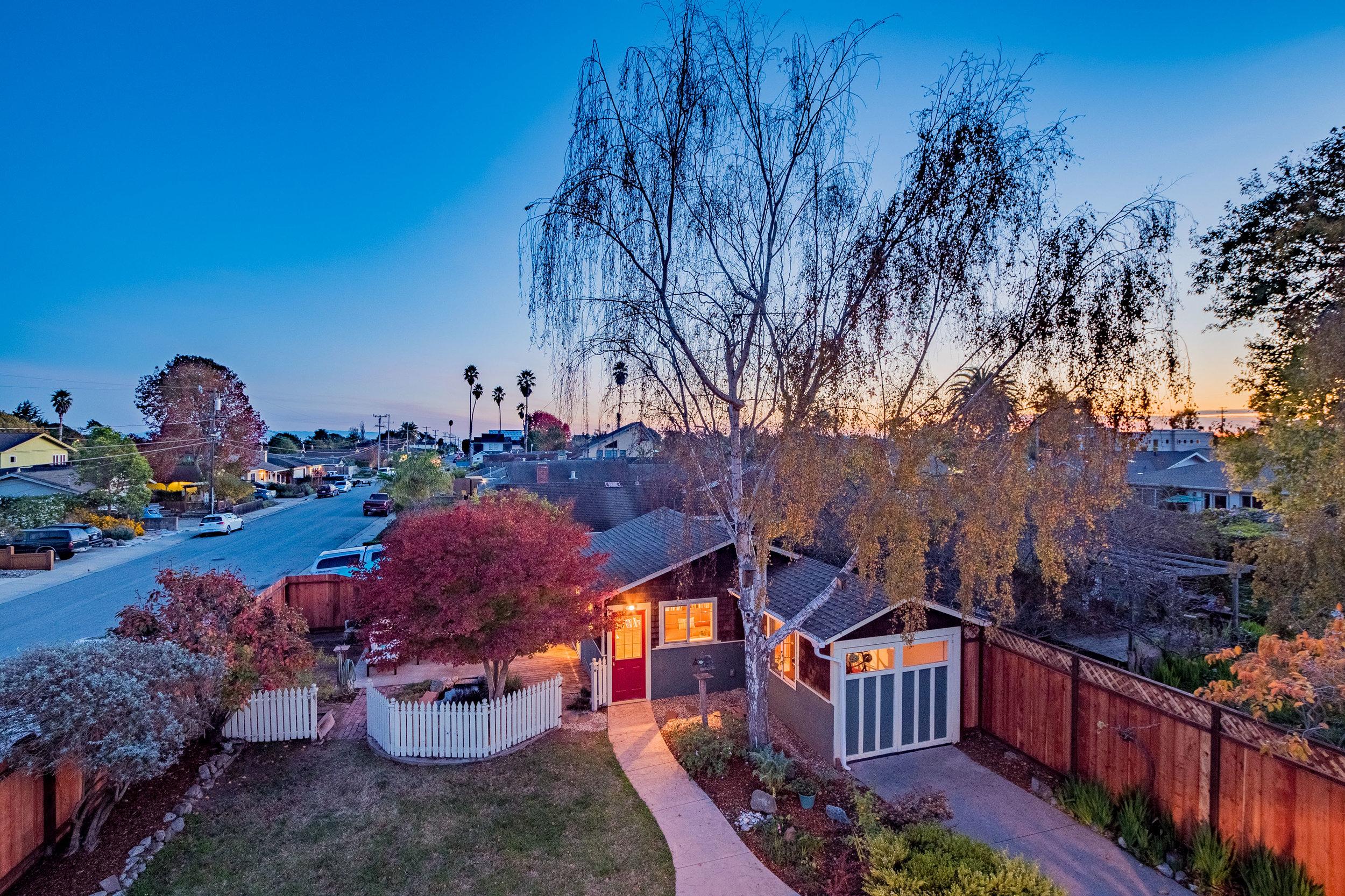 Ocean View Property in Santa Cruz