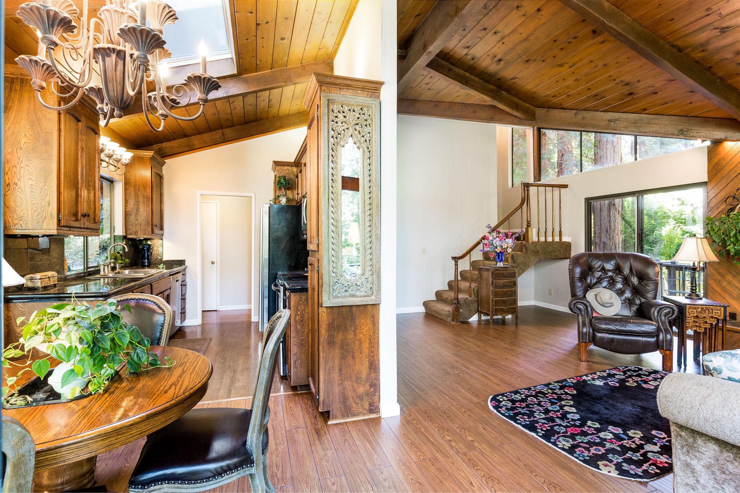 1500 Sq. Ft. Custom Built House Near Santa Cruz