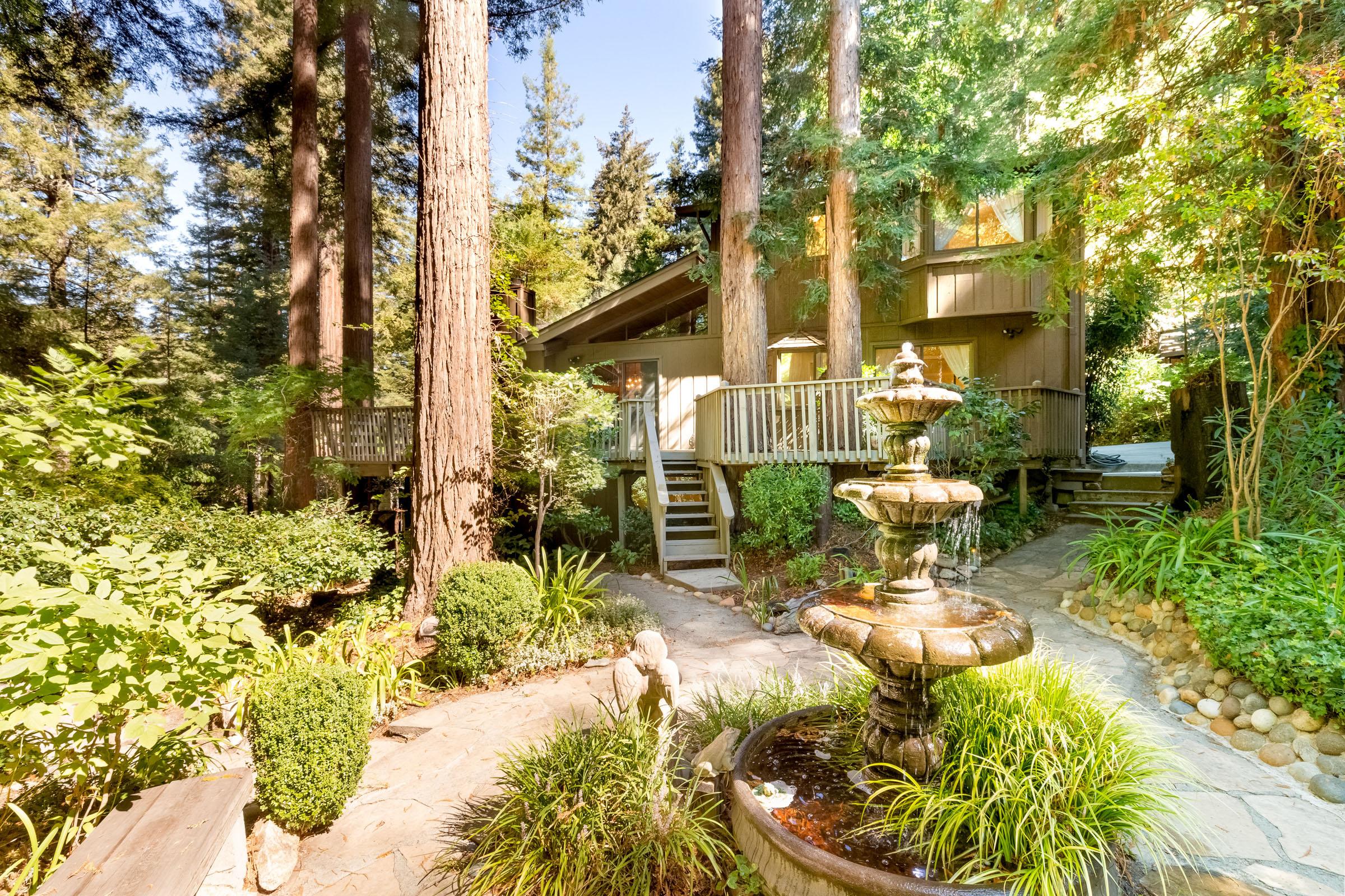 Boulder Creek Home for Sale