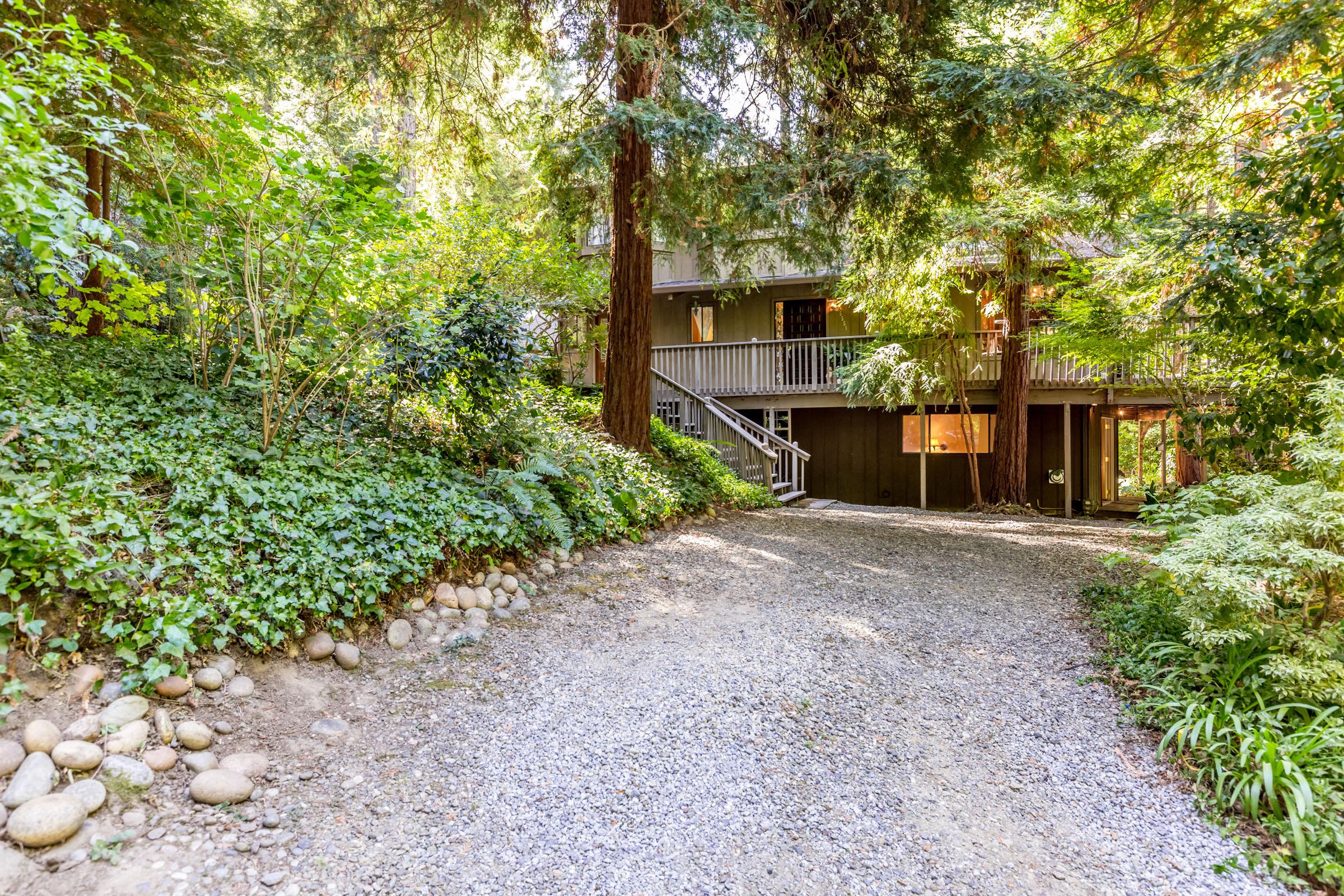 Boulder Creek, California Homes for Sale