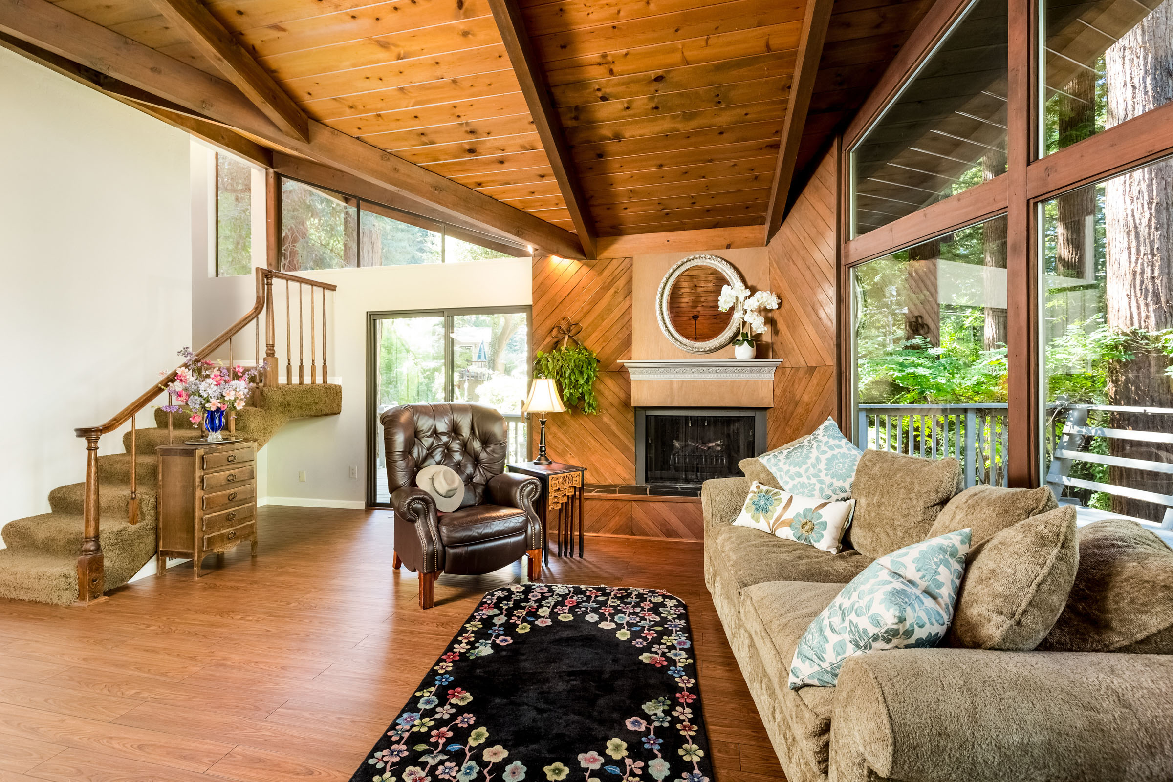 Large Home in the San Lorenzo Valley