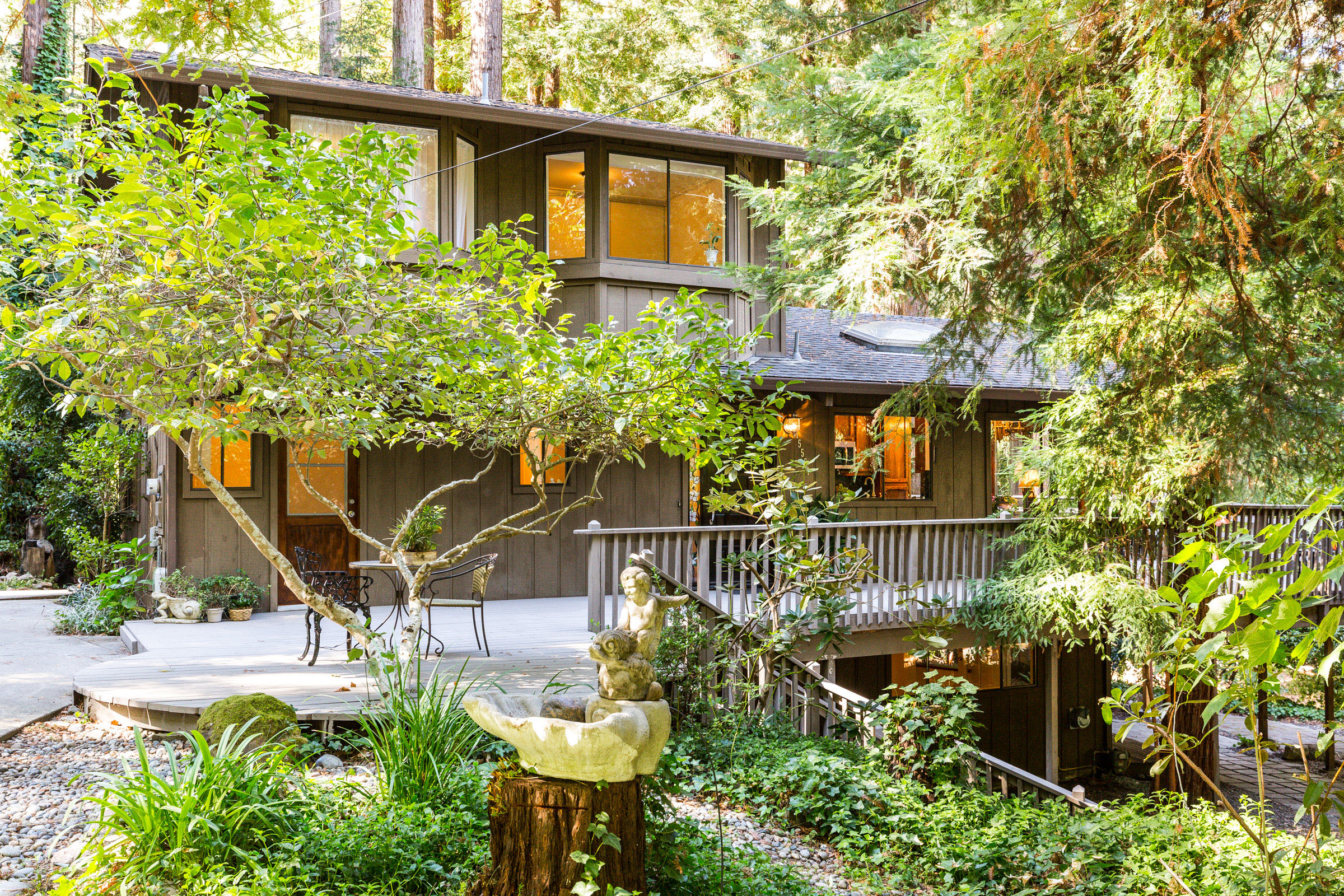 Santa Cruz Mountain Homes for Sale