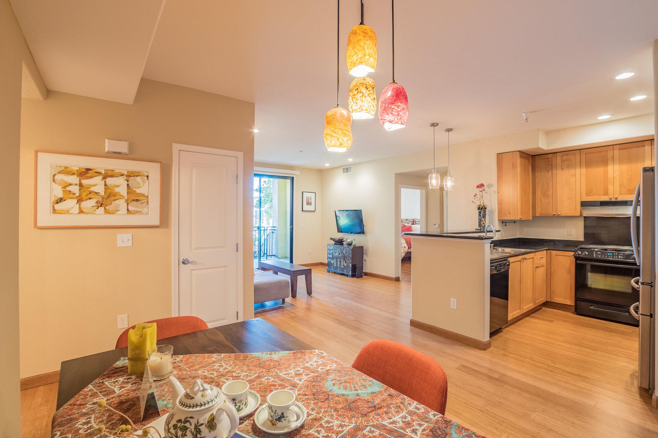 Open Floor Plan Condo Real Estate Agents Santa Cruz