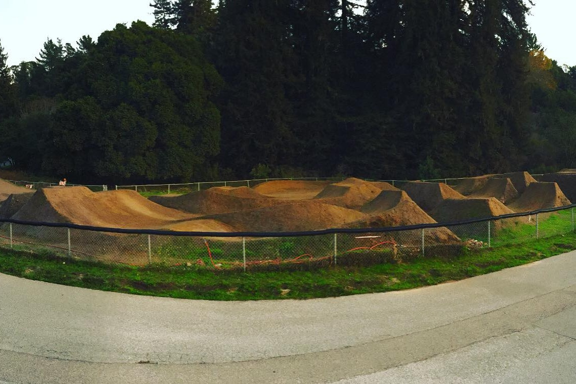 polo grounds park - What was once a polo field is now a large county park in Aptos.  The Polo Grounds County Park is home to 3 baseball diamonds, 3 soccer fields, a dog park, BMX jump park, picnic areas, and walking paths.