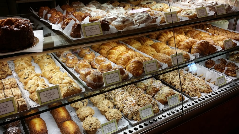 gayle's bakery & rosticceria - Favored among locals, Gayle's Bakery has been the go to spot in Capitola for over 40 years. They have an array of baked goods, espresso drinks, grab-and-go food, and homey meals. Gayle's also does catering and masterpiece wedding cakes.