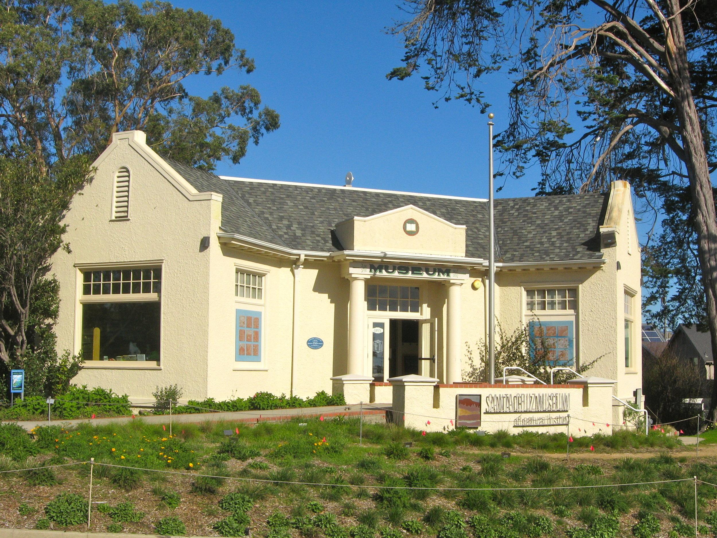 Santa Cruz Museum of Natural History.JPG