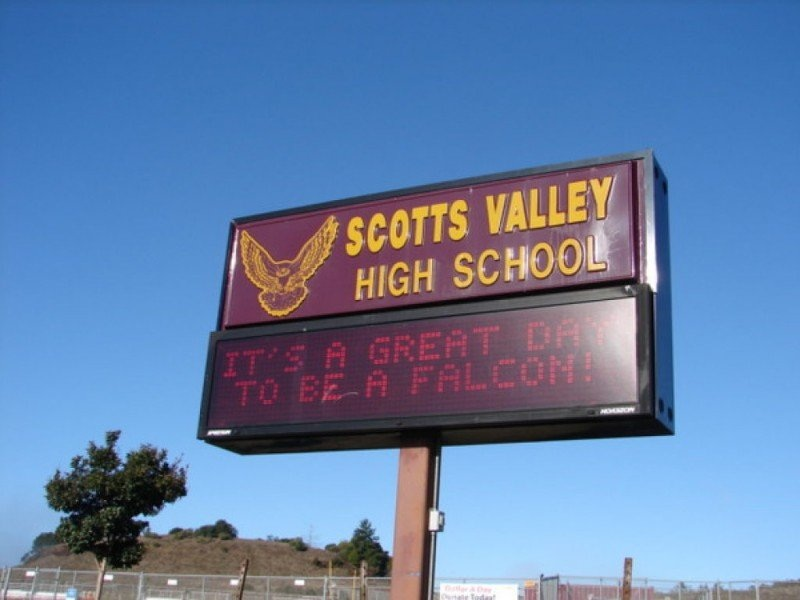 Scotts+Valley+High+School
