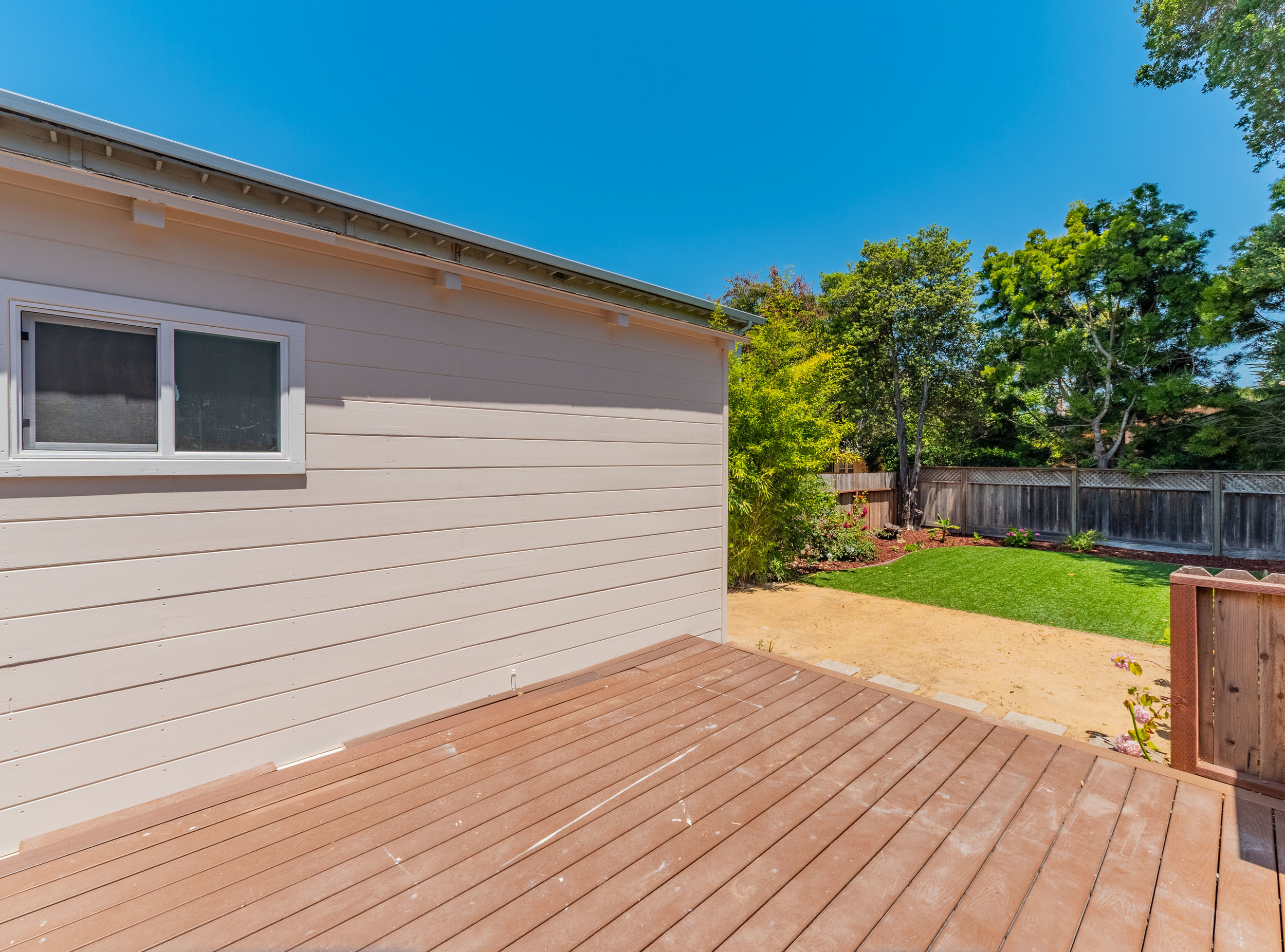 Sunny Deck in Capitola Home for Sale