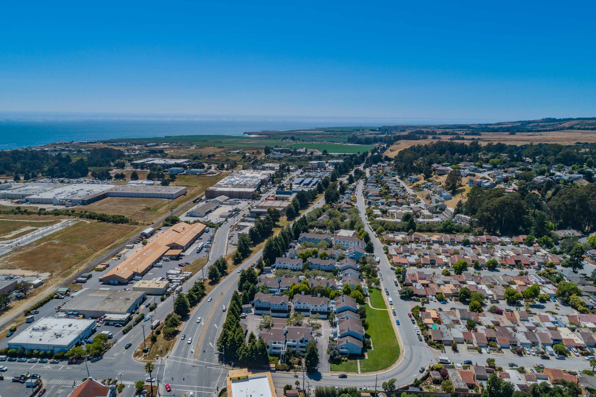 Close to mountain biking trails and UCSC