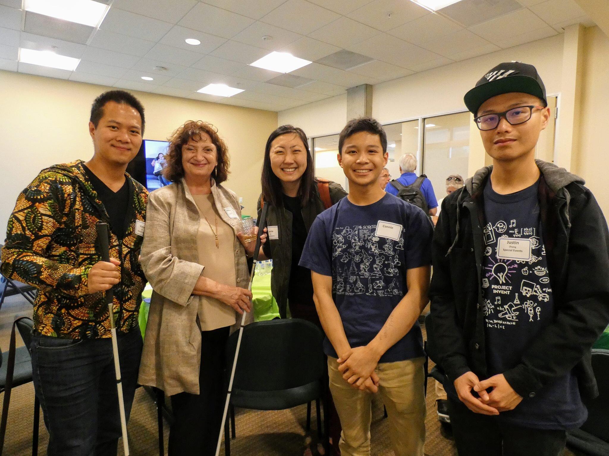 Vista Center for the Blind & Visually Impaired -