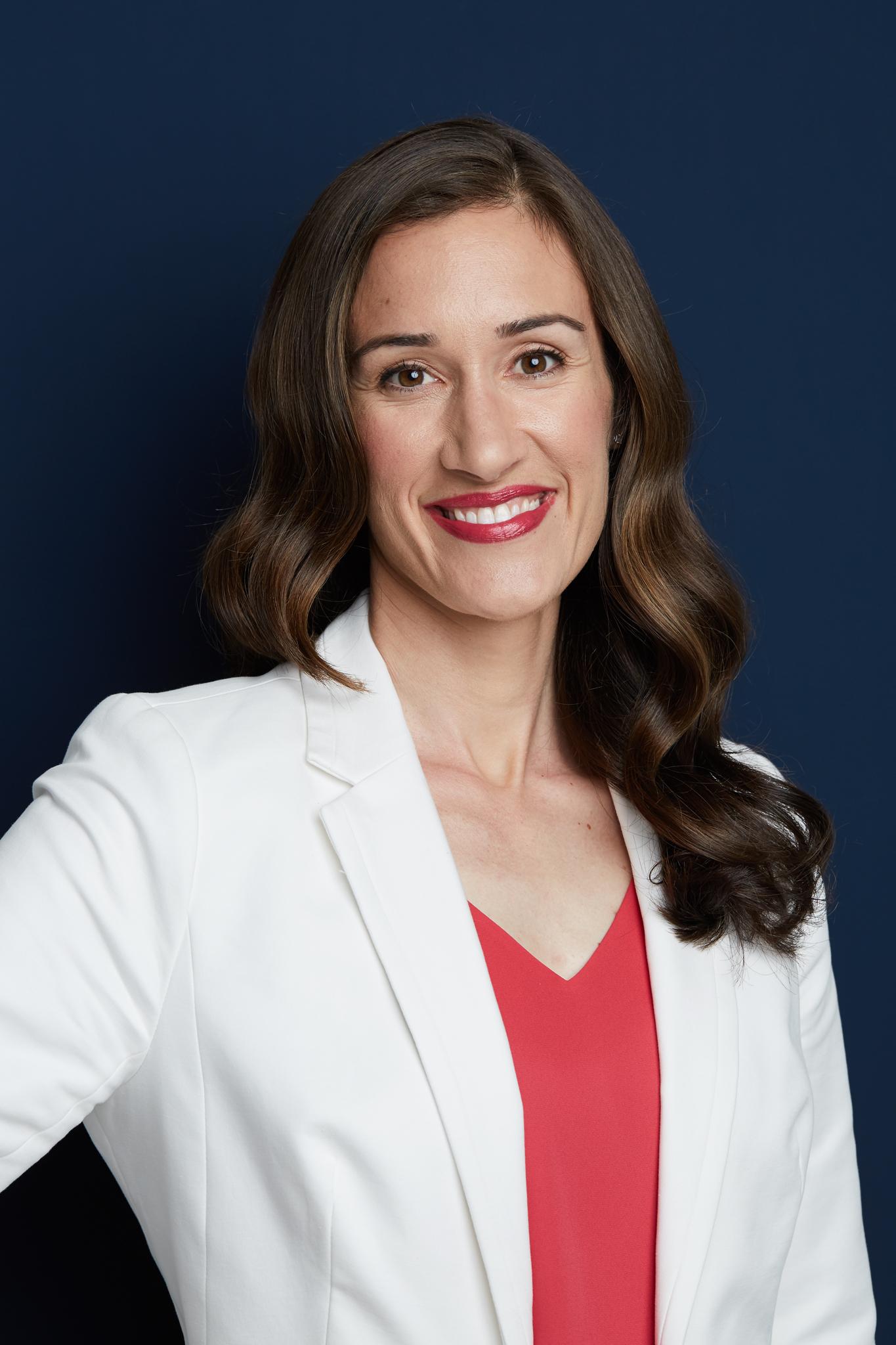 Aenslee Tanner, Founder of Personal Brand Agency