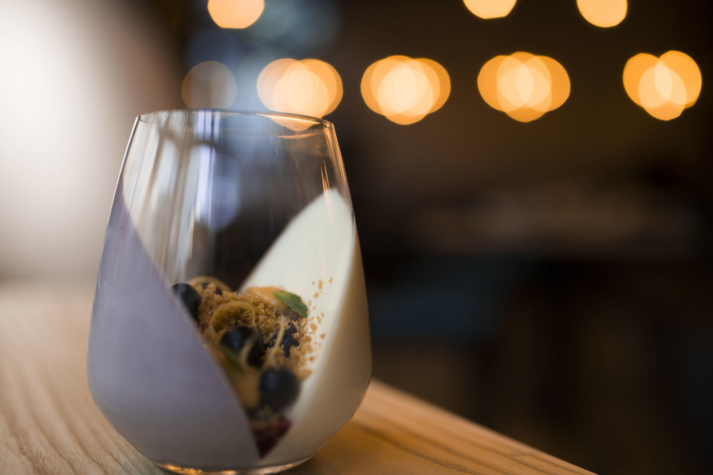 citrus curd with white chocolate gelato, blueberries and elderflower.jpg