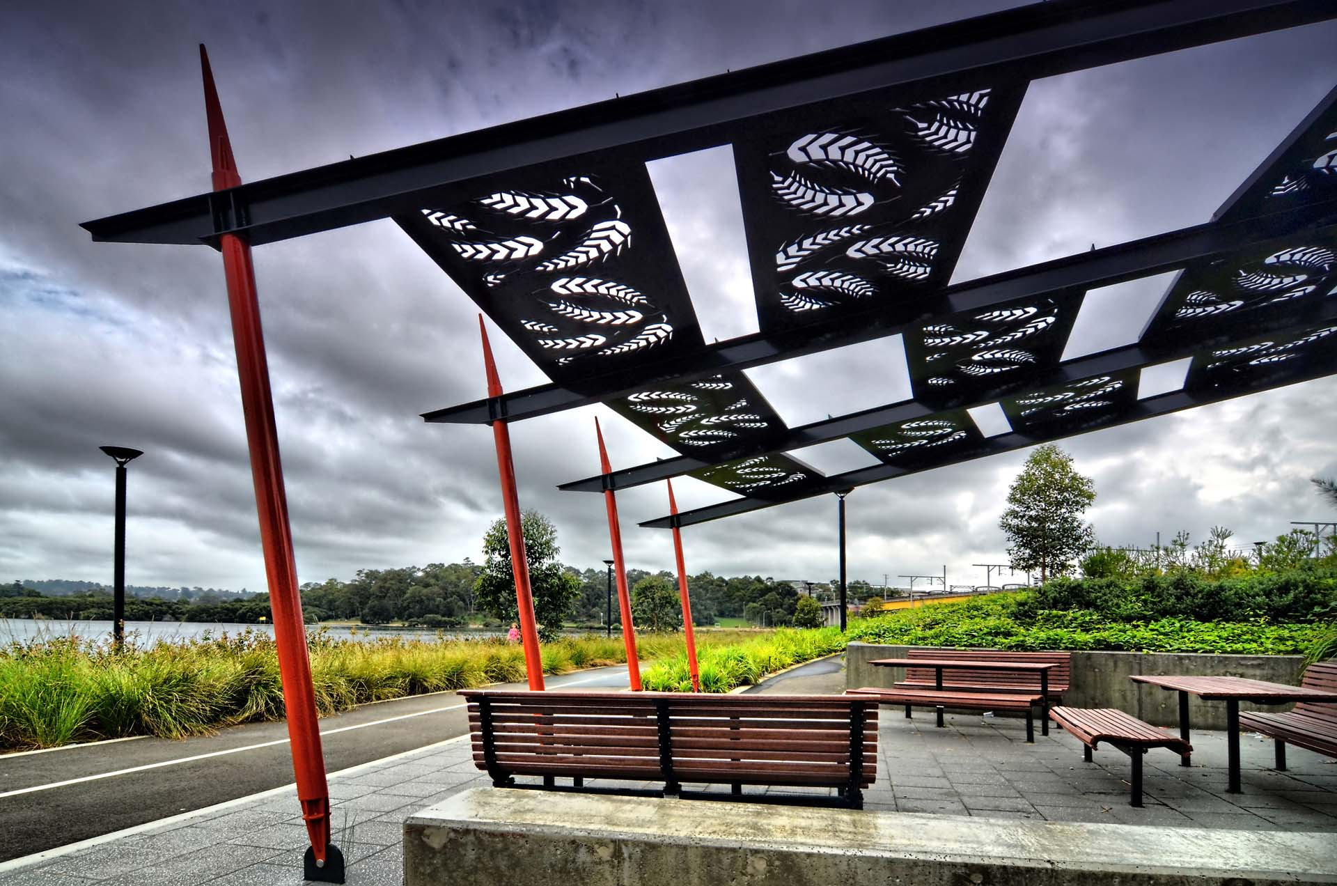 Point Park Rhodes