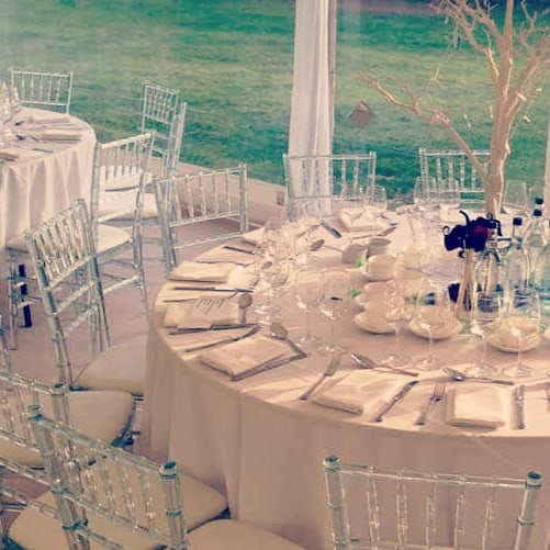 Ghost chiavari theme.  Go on do something different.  Contact us today for an unbeatable quote and service to match.