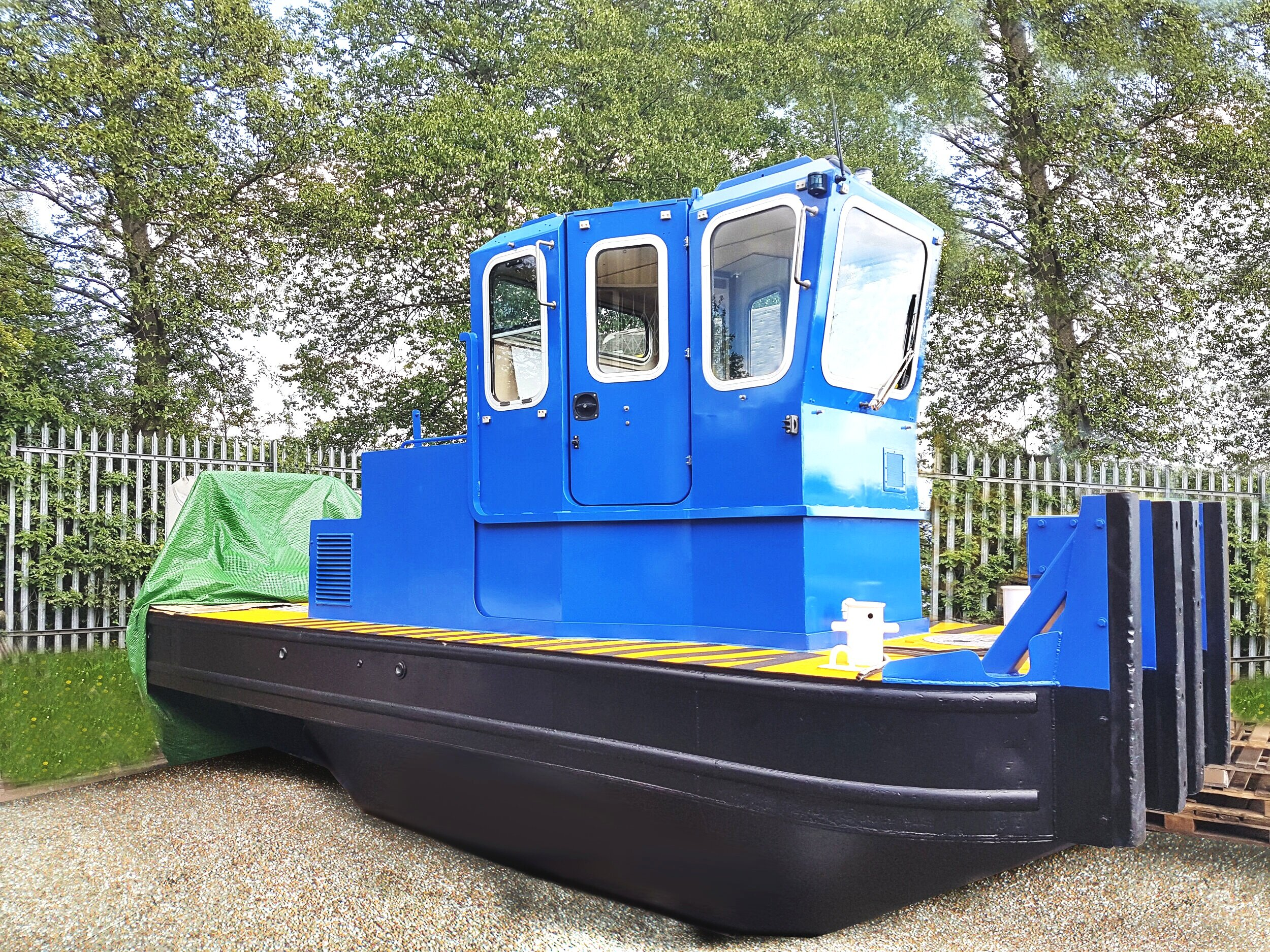 Boat refurb -