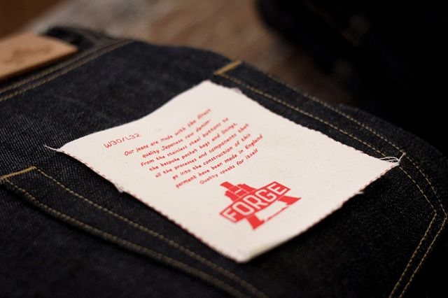 Merry Christmas to all you lovely people. We're thrilled to be seeing our second Christmas a Forge Denim, and we absolutely love that there's a ton of our jeans under your trees today. Make sure you follow our example, sit back, relax, eat and enjoy your day. We'll see you all really soon.