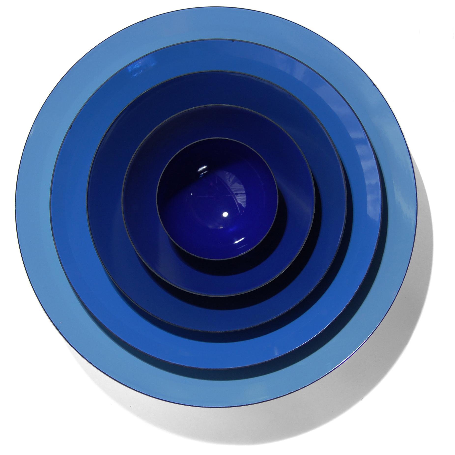 Take Five - blue