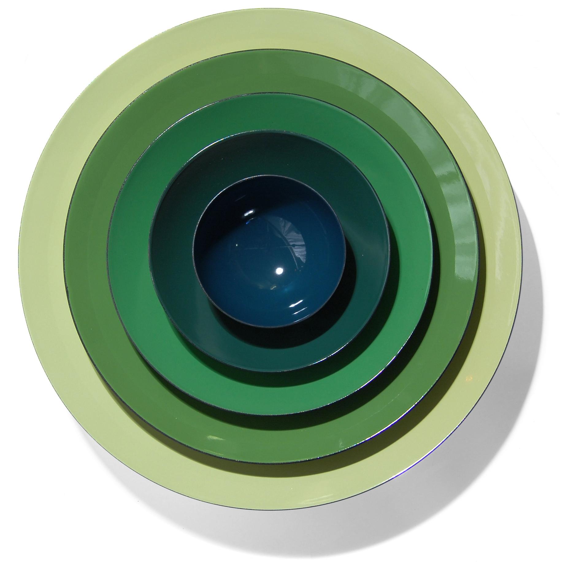 Take Five - green