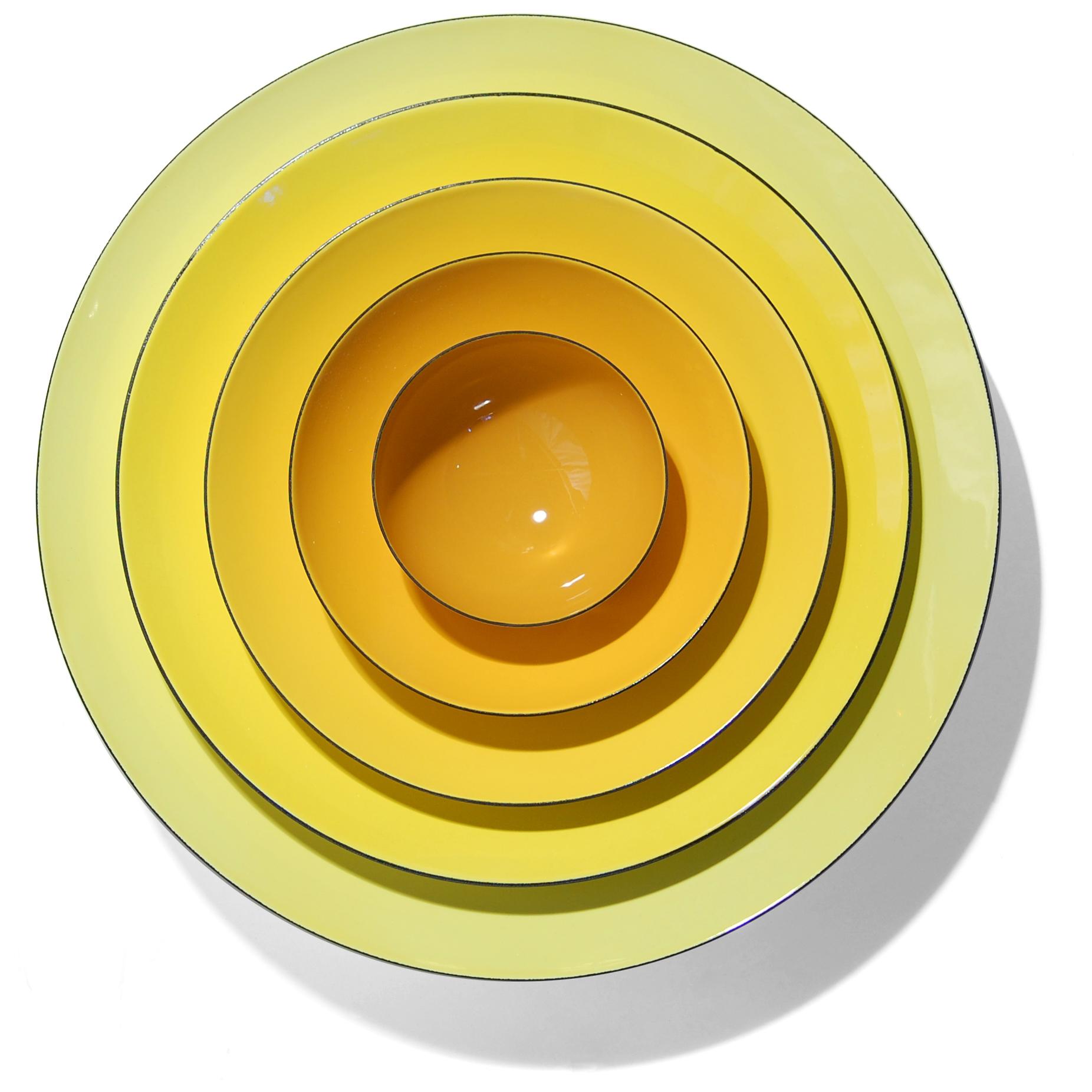 Take Five - yellow