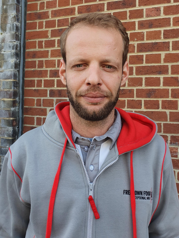 Claudio Brito - Warehouse Assistant