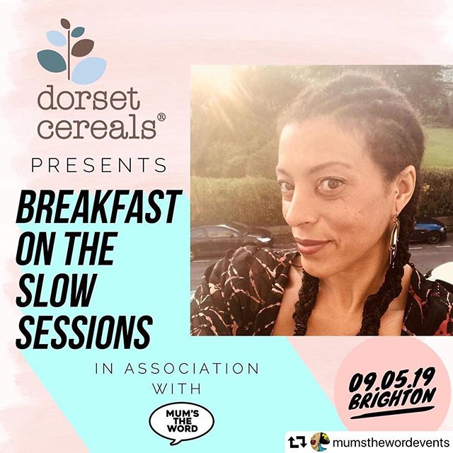 Excited to be invited to be the guest at this event tomorrow. Leading a meditation on 'Gratitude & Grace' before breakfast and a morning of talks and workshops @btnbeachclub . . #mumsthewordevents #dorsetcereals #gratitudeandgrace #morningmeditation