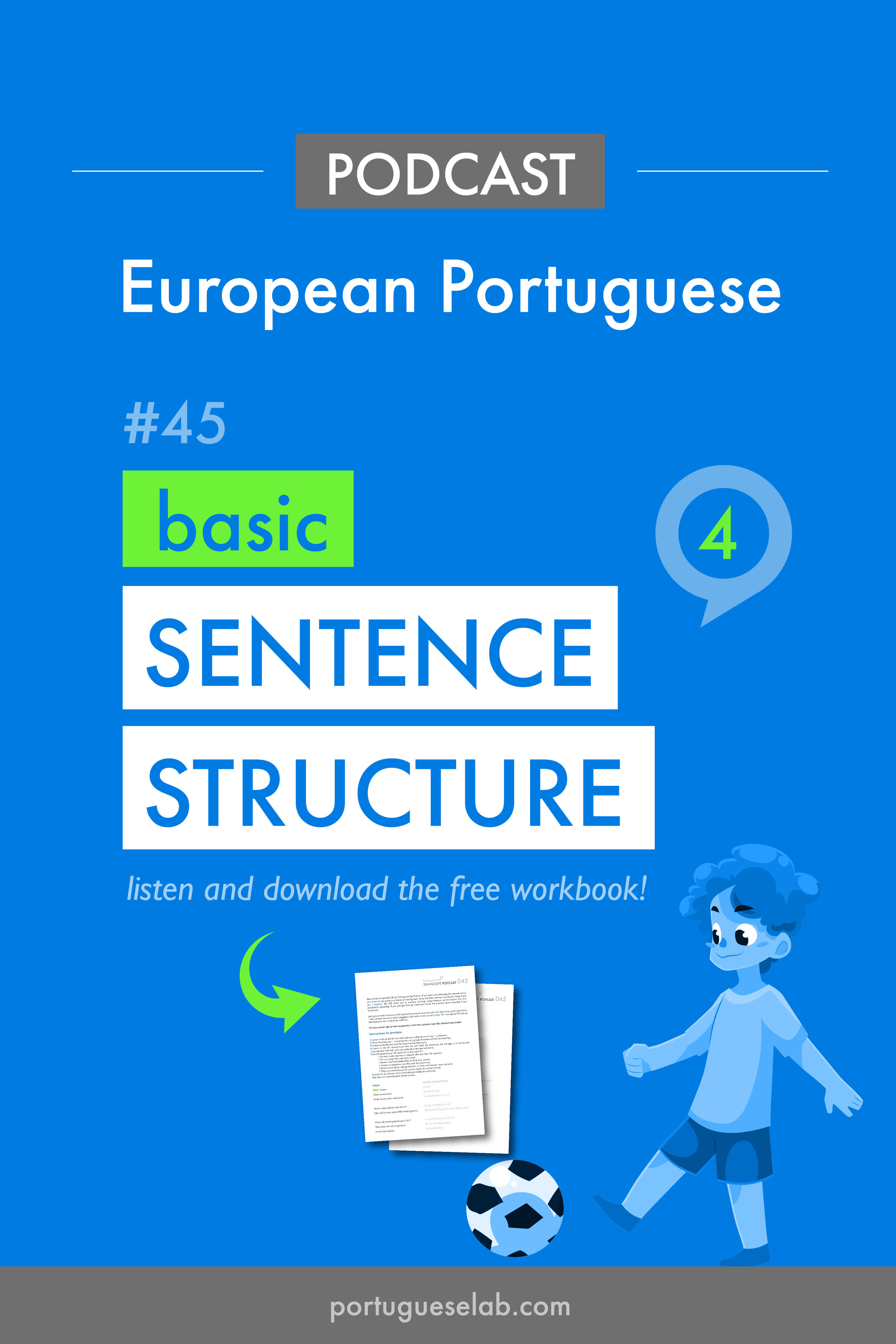Portuguese Lab Podcast - European Portuguese - 45 - Beginners - basic sentence structure 4.jpg