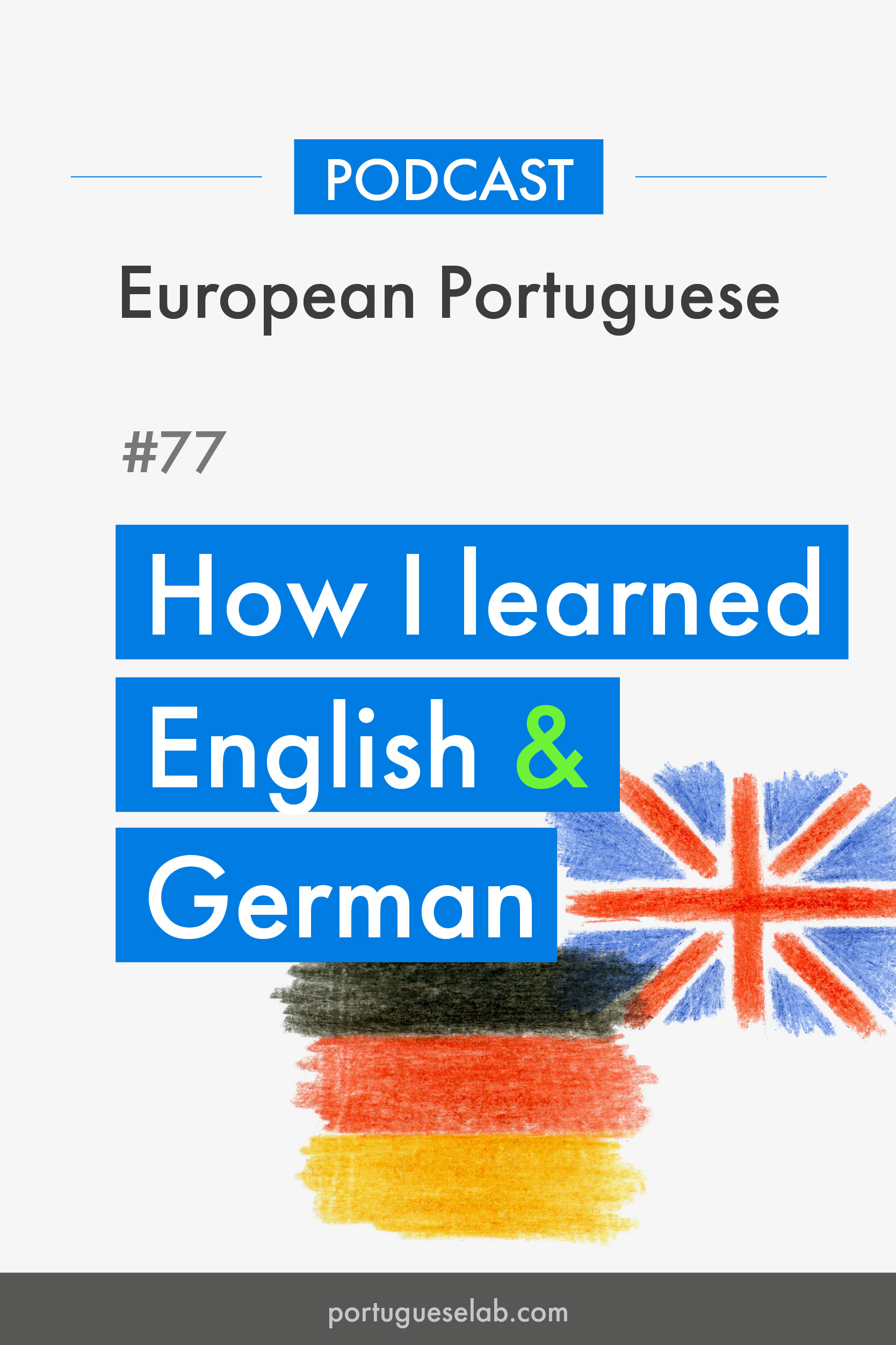 Portuguese-Lab-Podcast-European-Portuguese-77-How-I-learned-English-and-German.jpg