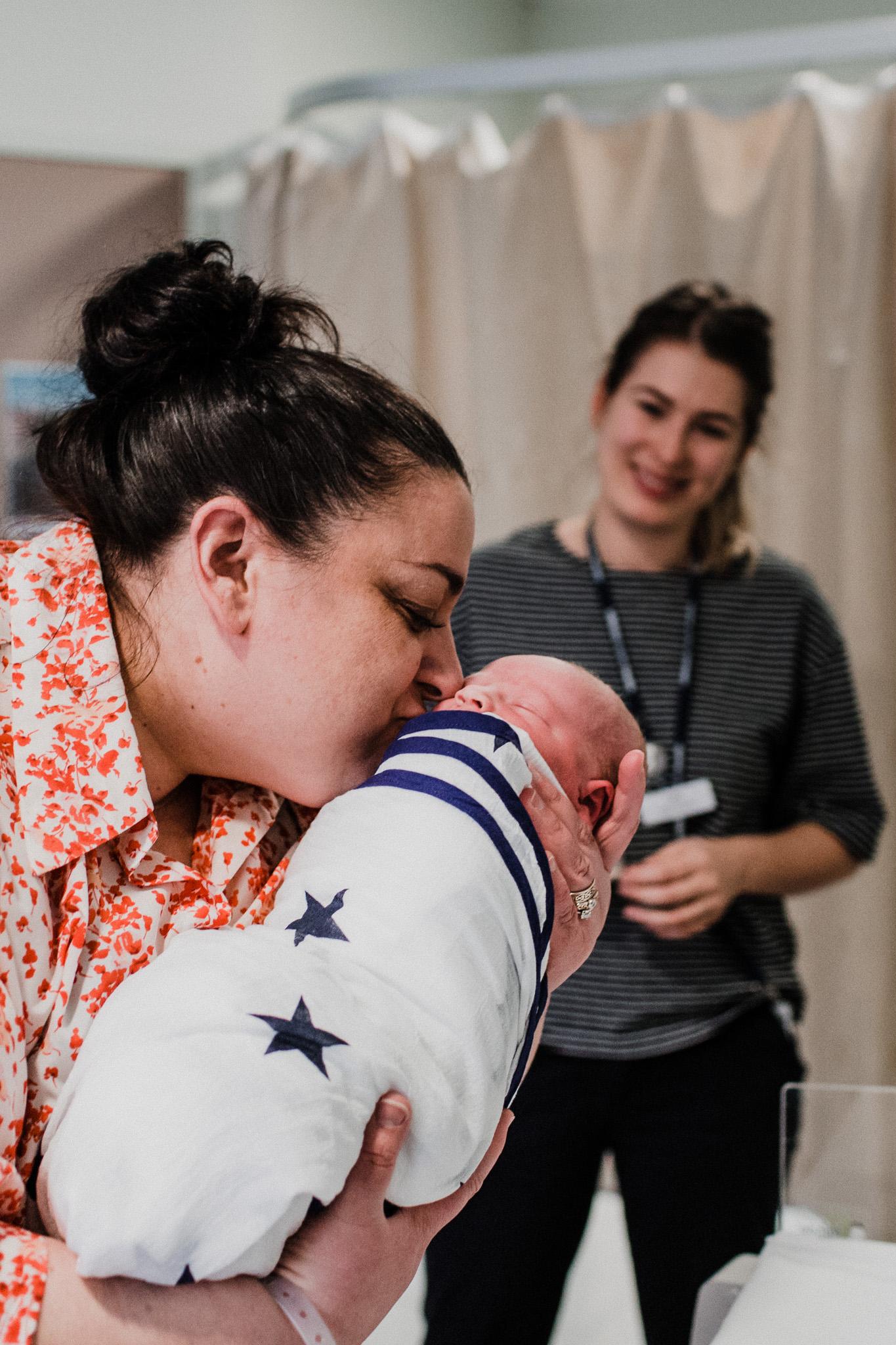 Copy of pure newborn love