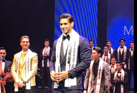 Lebanon won Mister International 2016 and ranks 2nd in the Ranking, behind Brazil.