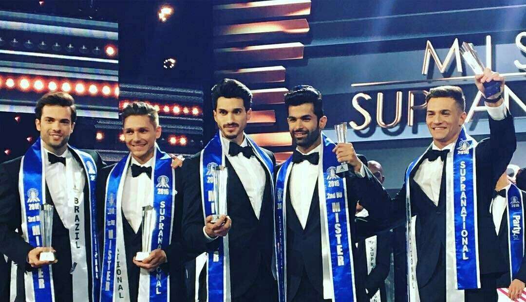 Mexico took the lead after winning the first and fabulous edition of Mister Supranational, in 2016.