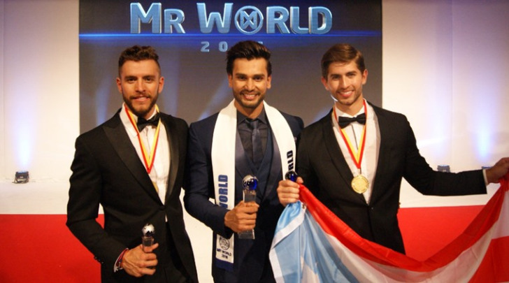 Winning the 2016 Mr World title, put India on the top of the Mr World Ranking.