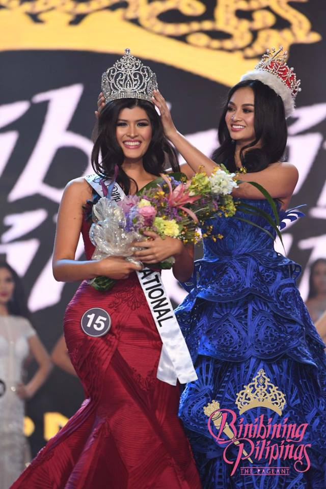Back-to-back for the Philippines in Miss International?