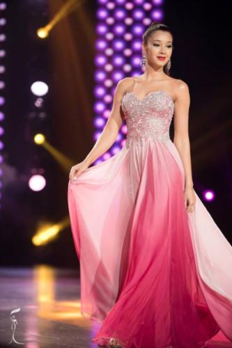 Ana Bomfim: 2nd place in Miss Portuguesa 2016 and a quarter-finalist in Miss Grand International.