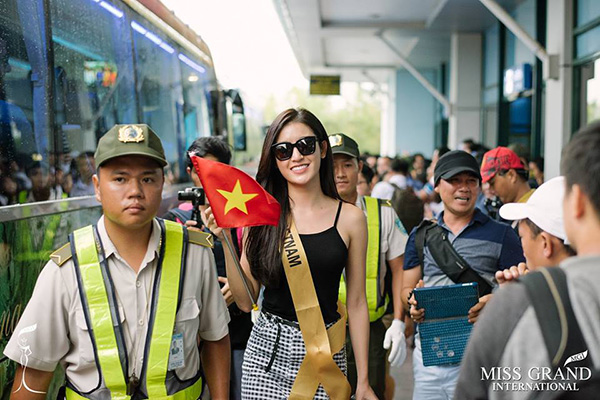Vietnam is proud to be the host delegate