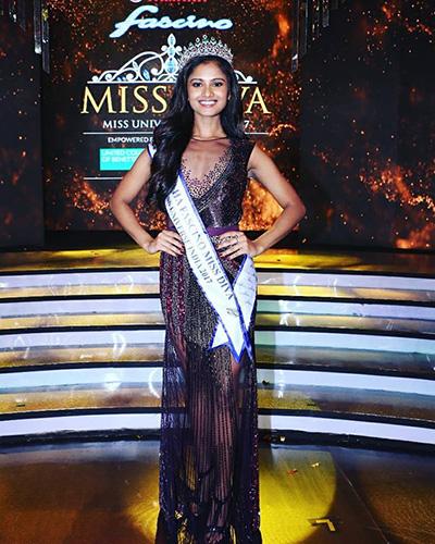 Miss Universe India