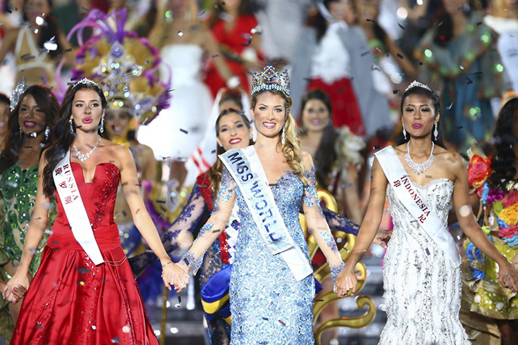 Spain won the last edition of Miss World that was held in China. Who will take home the crown this year?