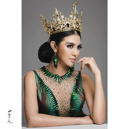 ON BEING MISS GRAND INTERNATIONAL: 'I believe in promoting the message of peace and teaching children to strive towards a peaceful way of living.'