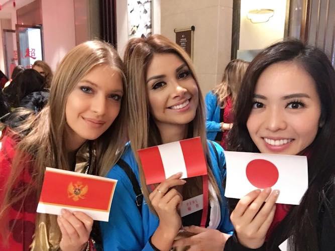 Montenegro, Peru and Japan