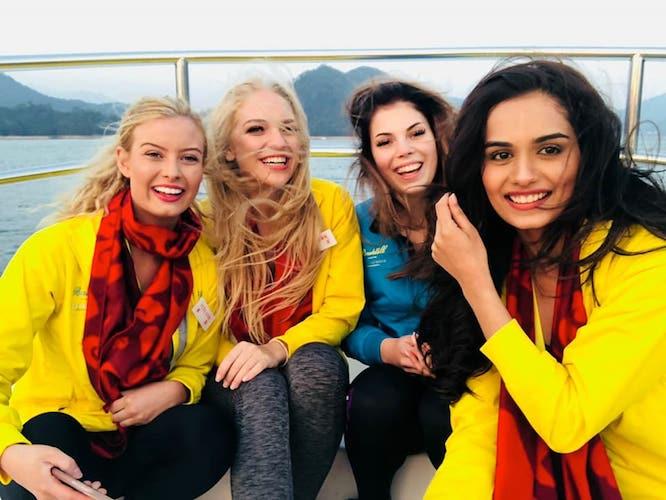 Iceland, Denmark, Norway and India