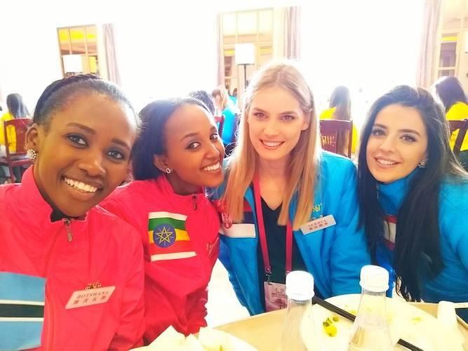 Botswana, Ethiopia, Serbia and Lebanon