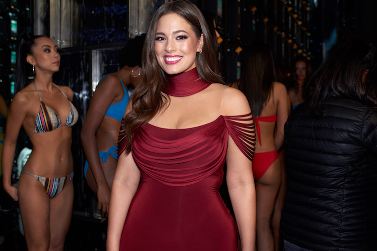 MORE ASHLEY PLEASE: Ashley Graham's hosting style and likability is perfect for Miss Universe