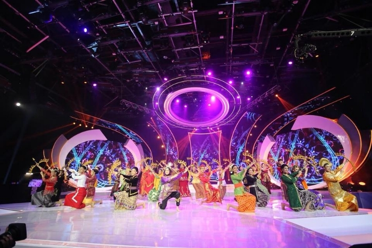 Dances of Indonesia