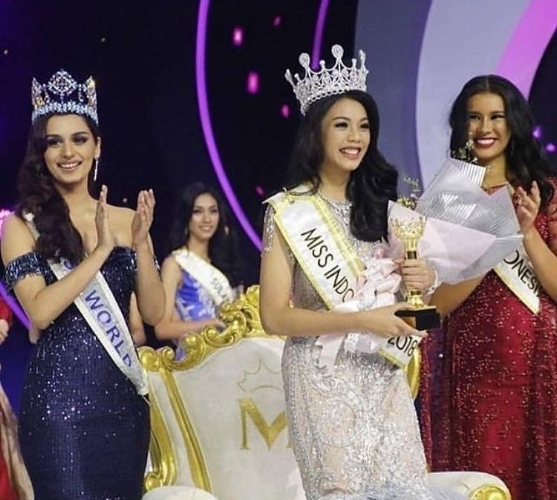 Miss West Java will represent Indonesia at Miss World 2018