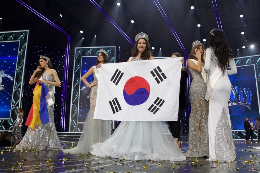 ON BEING THE FIRST MAJOR TITLE HOLDER FOR HER COUNTRY:  This title is not just for me but for all the people of Korea
