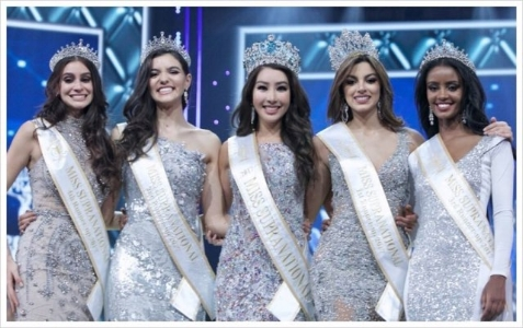 ON BEING MISS SUPRANATIONAL:  Holding this title comes with a great responsibility - representing my country internationally